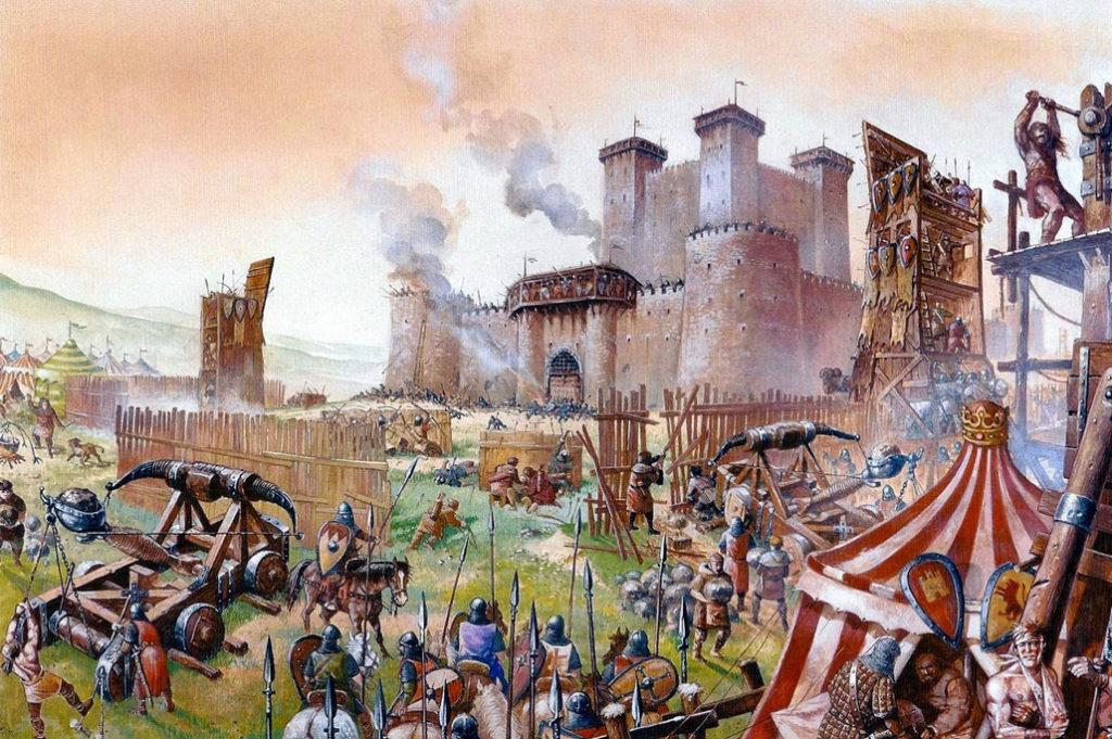 Assedio Medievale – Strategie e tecniche militari