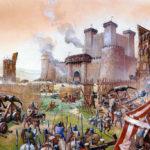 Assedio del castello