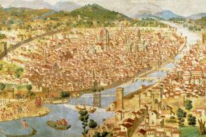 Il fiume - Assedio